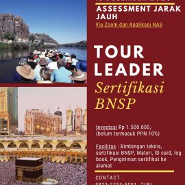 tour leader